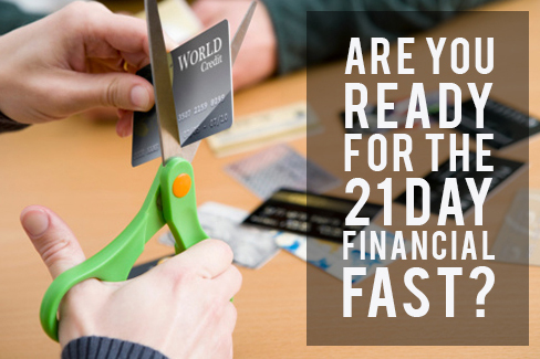 March Madness: A 21-Day Financial Fast