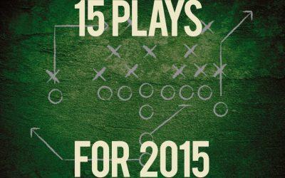 15 Plays to Financially Jumpstart 2015