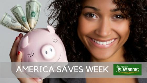 It's America Saves Week! #ImSavingForSweepstakes
