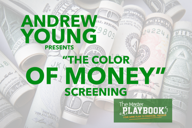 "Andrew Young Presents ""The Color of Money"" Screening"
