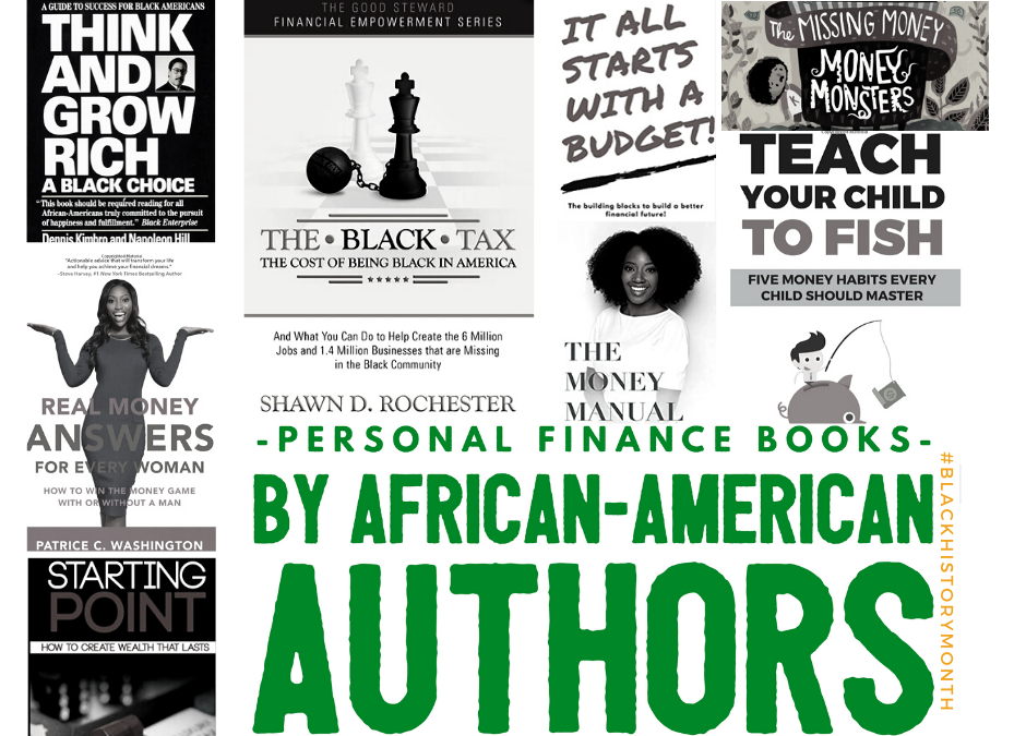 Personal Finance Books by African-American Authors