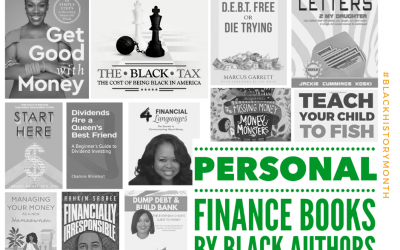 Personal Finance Books by Black Authors